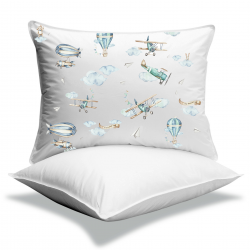 "Decorative pillow ""Travel..."