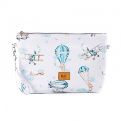 """Cosmetic bag """"Travel time""""..."""