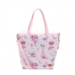 Bag Clouds for Girls pink