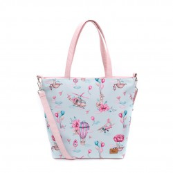 Bag Clouds for Girls mint
