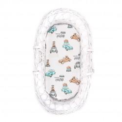 Bed sheet for Moses basket,...