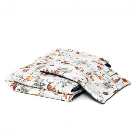 """Set """"M"""" duvet and pillow for bed """"Forest Dreams"""" 75x100cm"""