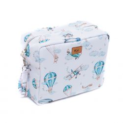 """Cosmetic bag """"Travel time"""" XL"""